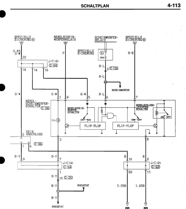 Nett Mitsubishi Eclipse Schaltplan Zeitgenössisch - Elektrische ...